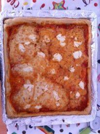 Mari Cocinillas - Pizza  4 quesos