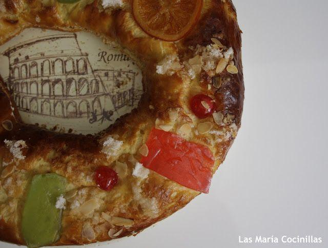 Roscón de Reyes paso a paso, receta original