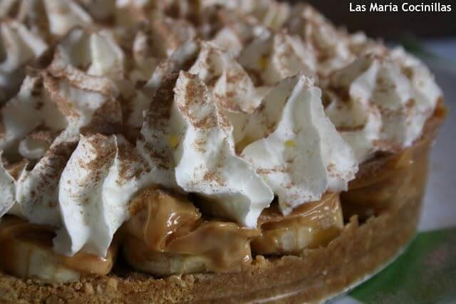 Mari Cocinillas - Bannoffe Pie