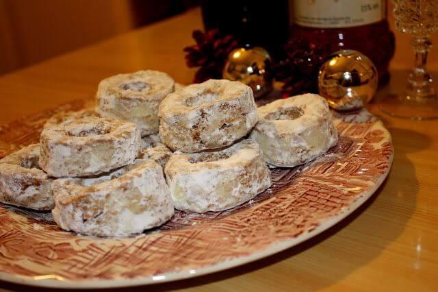 Mari Cocinillas - Roscos de vino