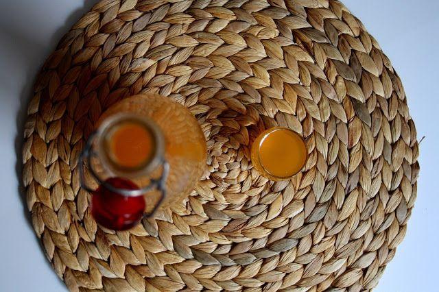 Licor y Mermelada de Mandarina y Vainilla