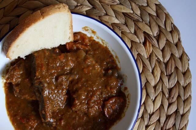 Mari Cocinillas - Churrasco de Ternera en Salsa