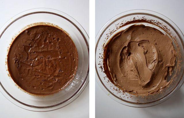 Trufa de chocolate especial para rellenos
