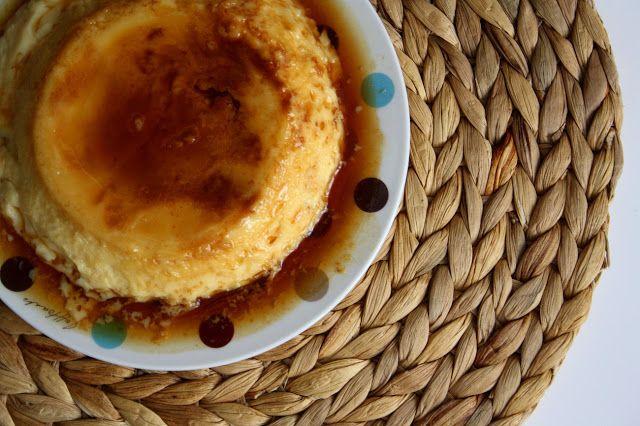 receta de Flan de Vainilla fácil y rápido