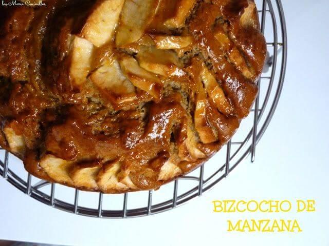 Mari Cocinillas - Bizcocho de Manzana