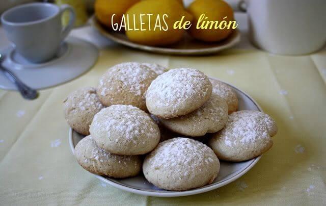 Mari Cocinillas - Galletas de limón