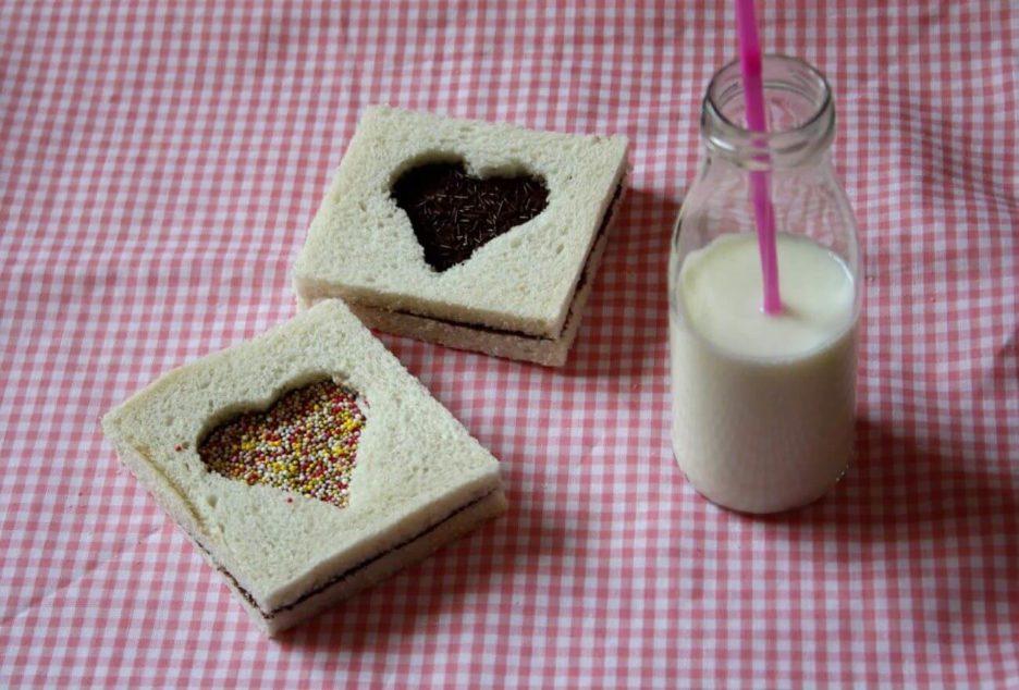Mari Cocinillas - Sandwich de Crema de Cacao