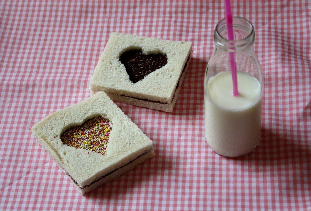 Sandwich de Crema de Cacao