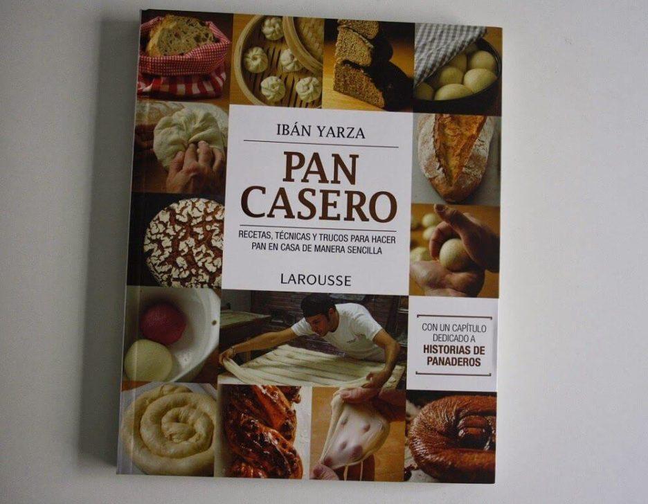 Mari Cocinillas - Pan Casero, Iban Yarza …Sorteo!