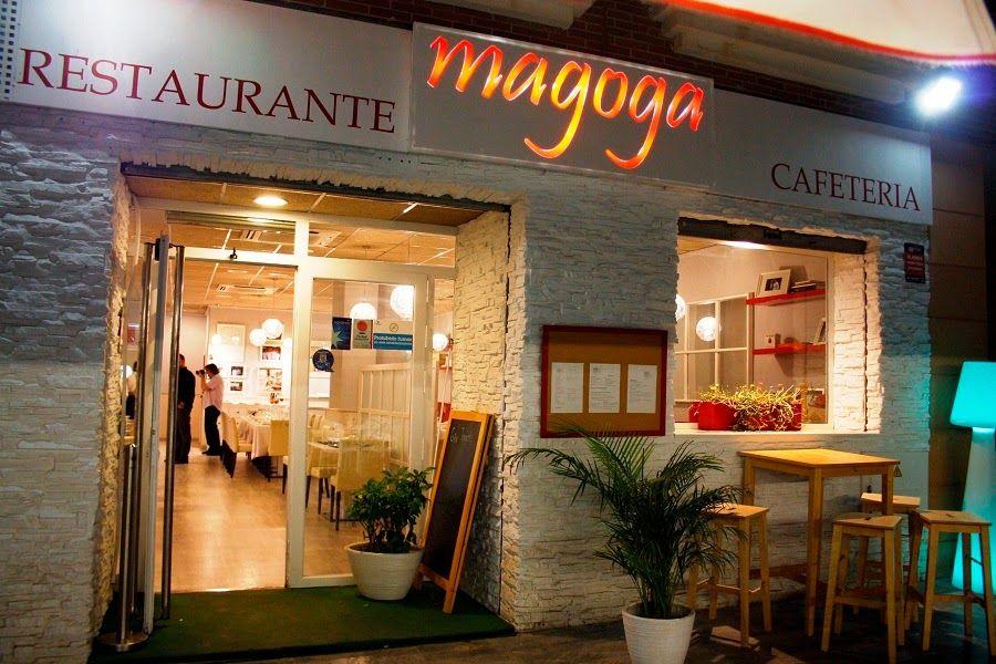 Restaurante Magoga en Cartagena (Murcia)