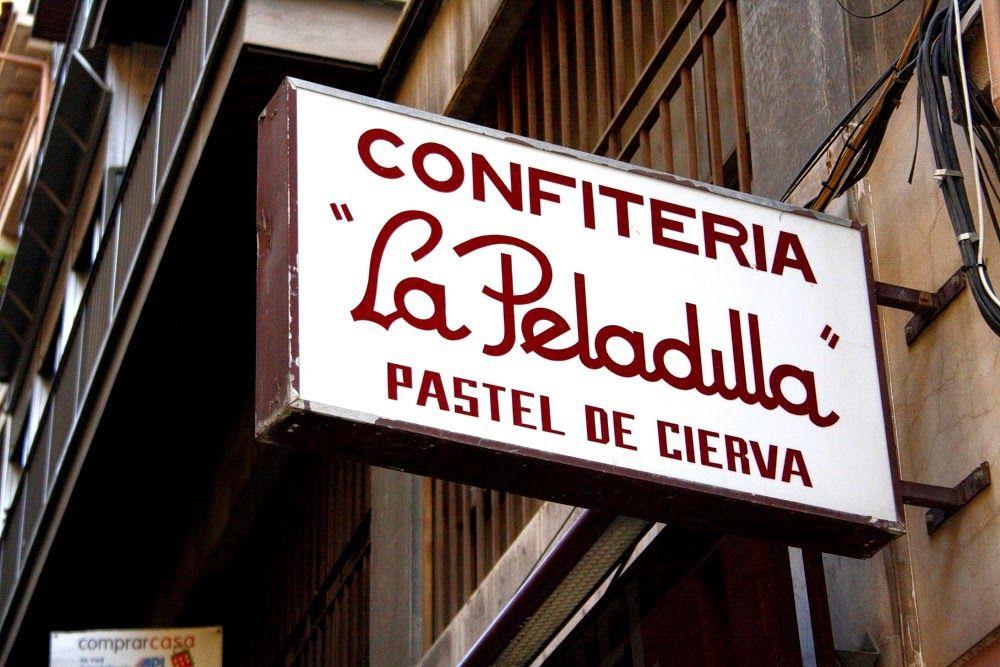 El mejor Pastel Cierva de Murcia, Confitería La Peladilla