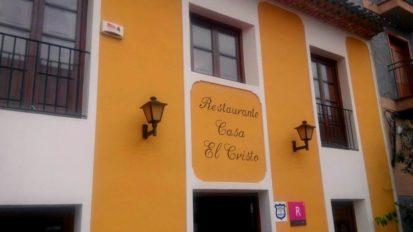 Mari Cocinillas - Restaurante Casa el Cristo, Mula  (Murcia)