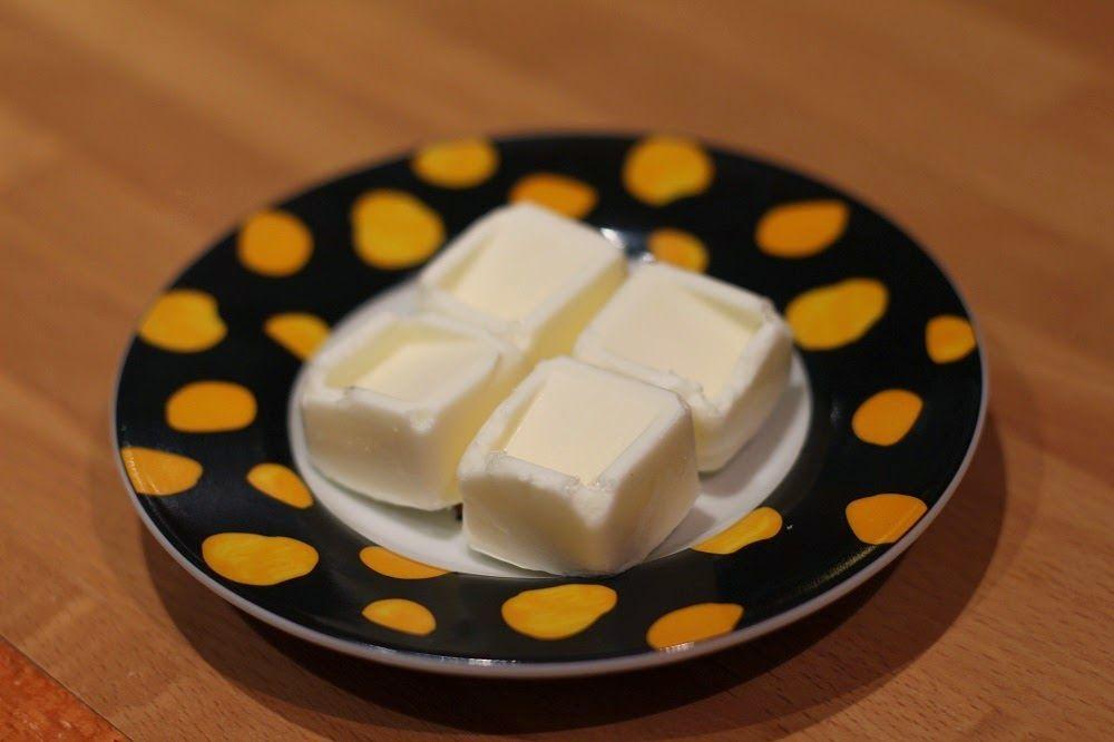 Bombones de queso. Aperitivos salados