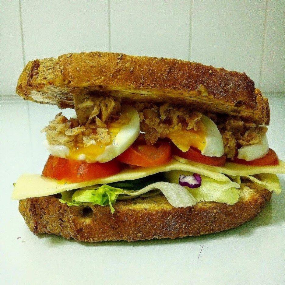 Mari Cocinillas - Cómo hacer un Sandwich Vegetal