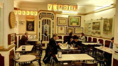Mari Cocinillas - Desayunar en Granja M. Viader – Barcelona