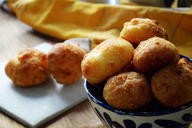 Pan de queso brasileño, receta paso a paso