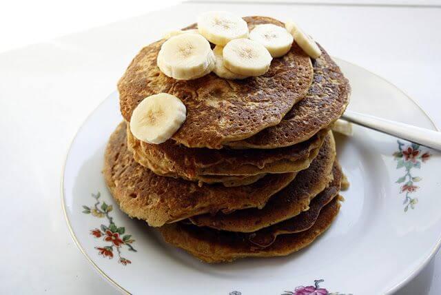 Mari Cocinillas - Tortitas o Pancakes de zanahoria y avena