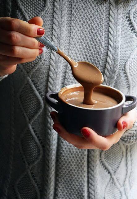 Mari Cocinillas - Crema pastelera de chocolate fácil y rápida, especial para rellenos y postres