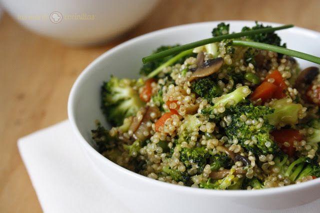 5 Recetas fáciles y saludables para hacer con Quinoa éste verano