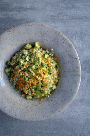 Mari Cocinillas - Risotto de Verduras   Videoreceta