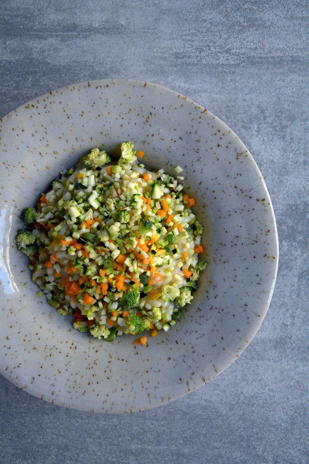Risotto de Verduras | Videoreceta