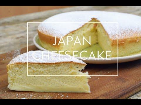 COMO HACER UNA CHEESECAKE JAPONESA O JAPANESE COTTON CHEESECAKE | Las María Cocinillas