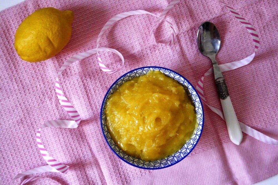 Mari Cocinillas - Receta de Lemon Curd o Crema de Limón, especial para rellenos y tartas (Lemon Pie) | Las María Cocinillas