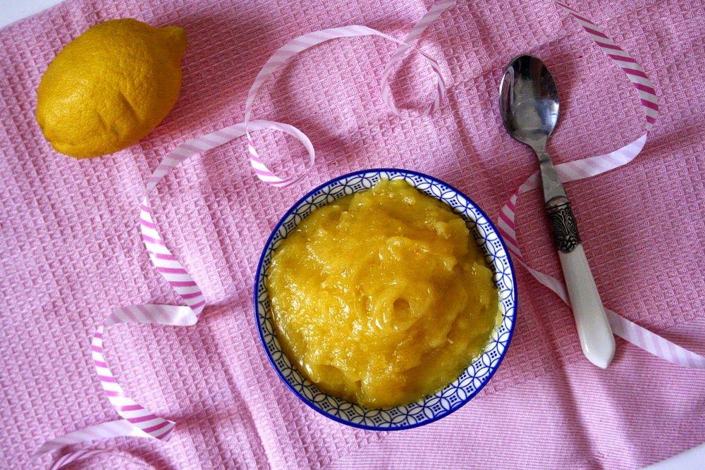 Receta de Lemon Curd o Crema de Limón, especial para rellenos y tartas (Lemon Pie)   Las María Cocinillas