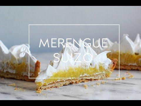 Pastel de Limón y Merengue, Lemon Pie | Las María Cocinillas