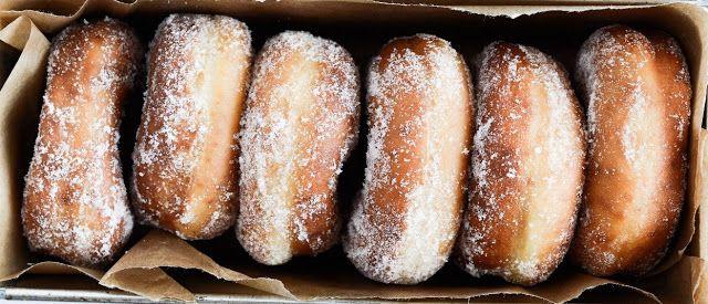 RECETA DE DONUTS CASEROS PASO A PASO | donas de azúcar | Las María Cocinillas