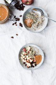Mari Cocinillas - Cómo hacer congee casero. Gachas o porridge de arroz. Receta vegana