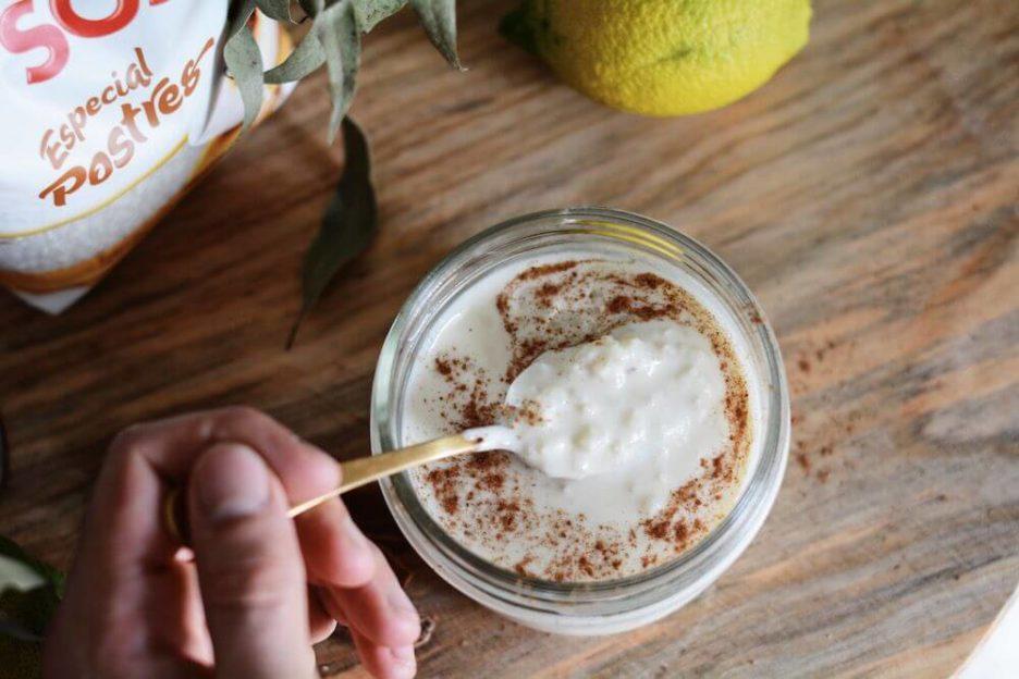 Mari Cocinillas - Arroz con leche. Receta casera y tradicional de Asturias