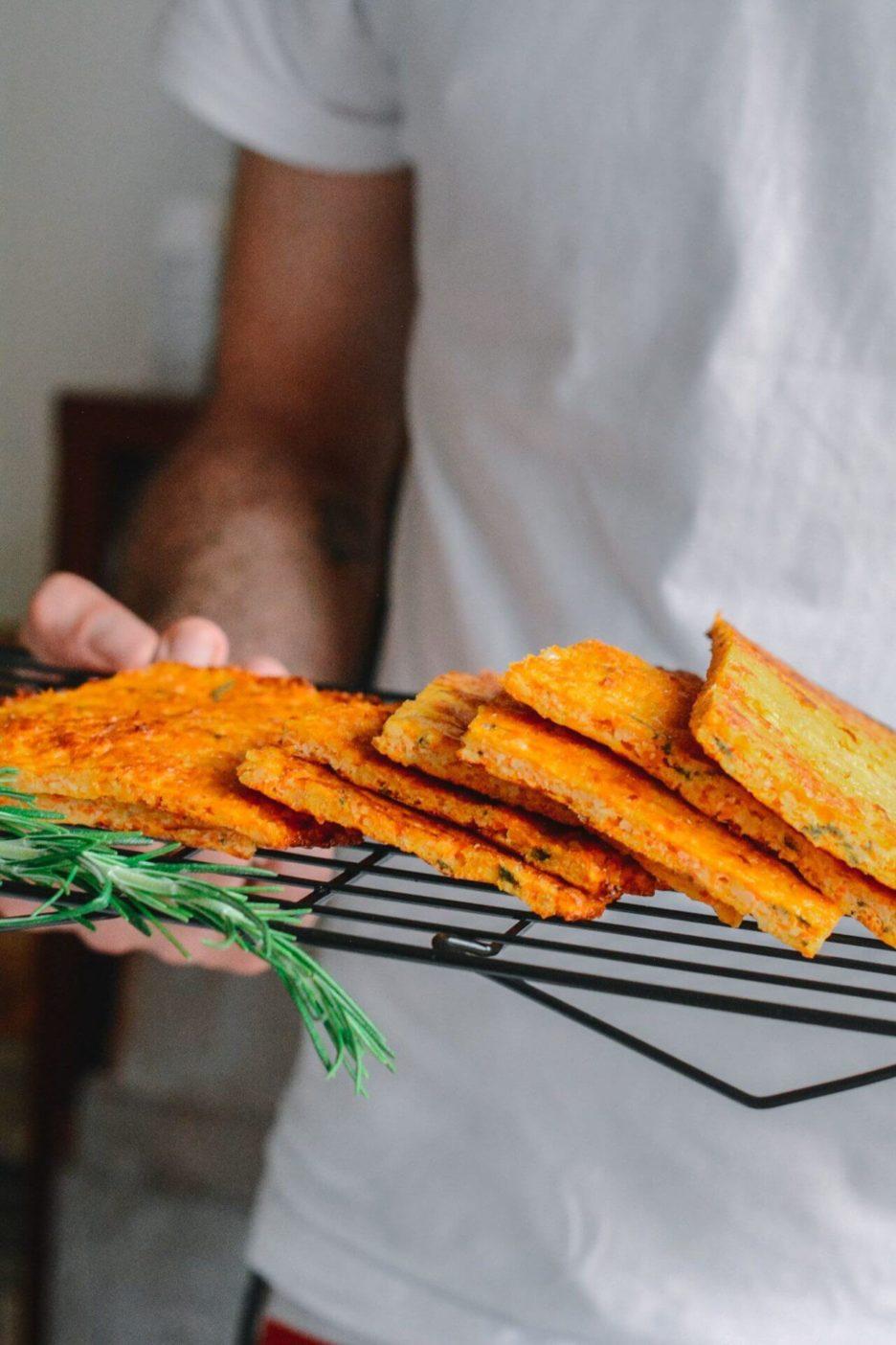 Mari Cocinillas - Pan de zanahoria