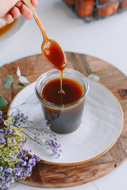 TOFFEE CASERO increíble Caramelo SALADO facilísimo para tus POSTRES