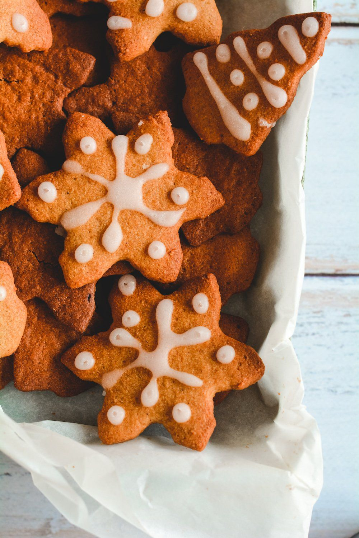 Galletas de Jengibre fáciles para Navidad