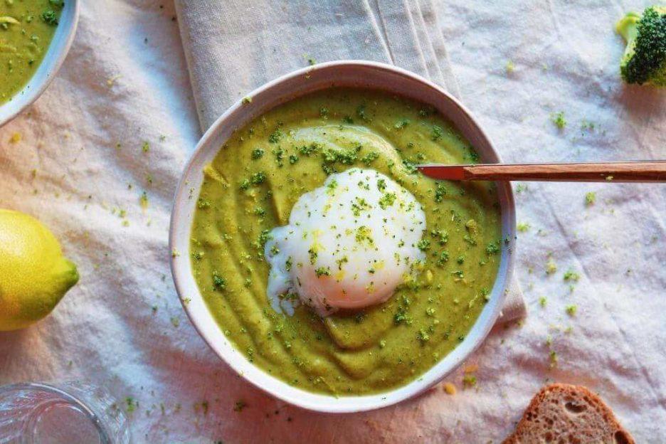 Mari Cocinillas - Crema de brócoli fácil y casera