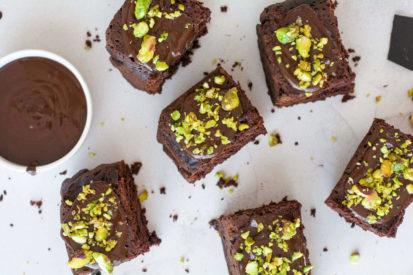 Mari Cocinillas - El mejor brownie de remolacha saludable