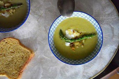 Mari Cocinillas - Cremas frías para el verano: 5 recetas fáciles