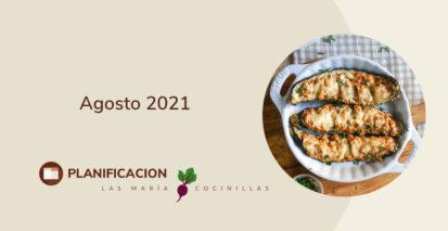 Mari Cocinillas - Agosto 2021