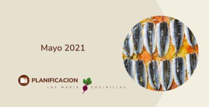 Mari Cocinillas - Mayo 2021
