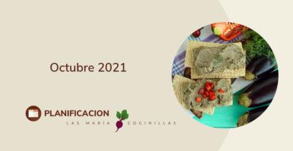 Mari Cocinillas - Octubre 2021
