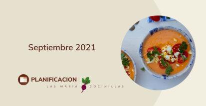 Mari Cocinillas - Septiembre 2021