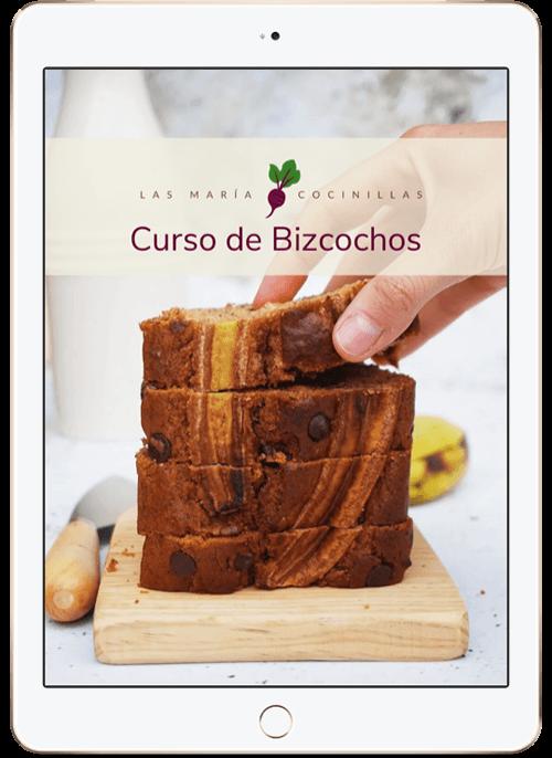 Las Maricocinillas - Tienda - Curso gratis de Bizcochos