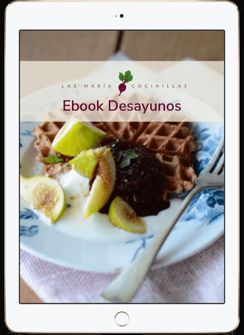 Las Maricocinillas - Tienda - eBook gratis de Desayunos