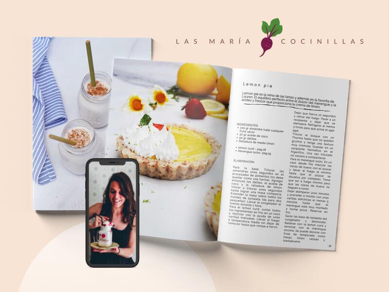 Las Maricocinillas - eBooks - Summer Postres Frios